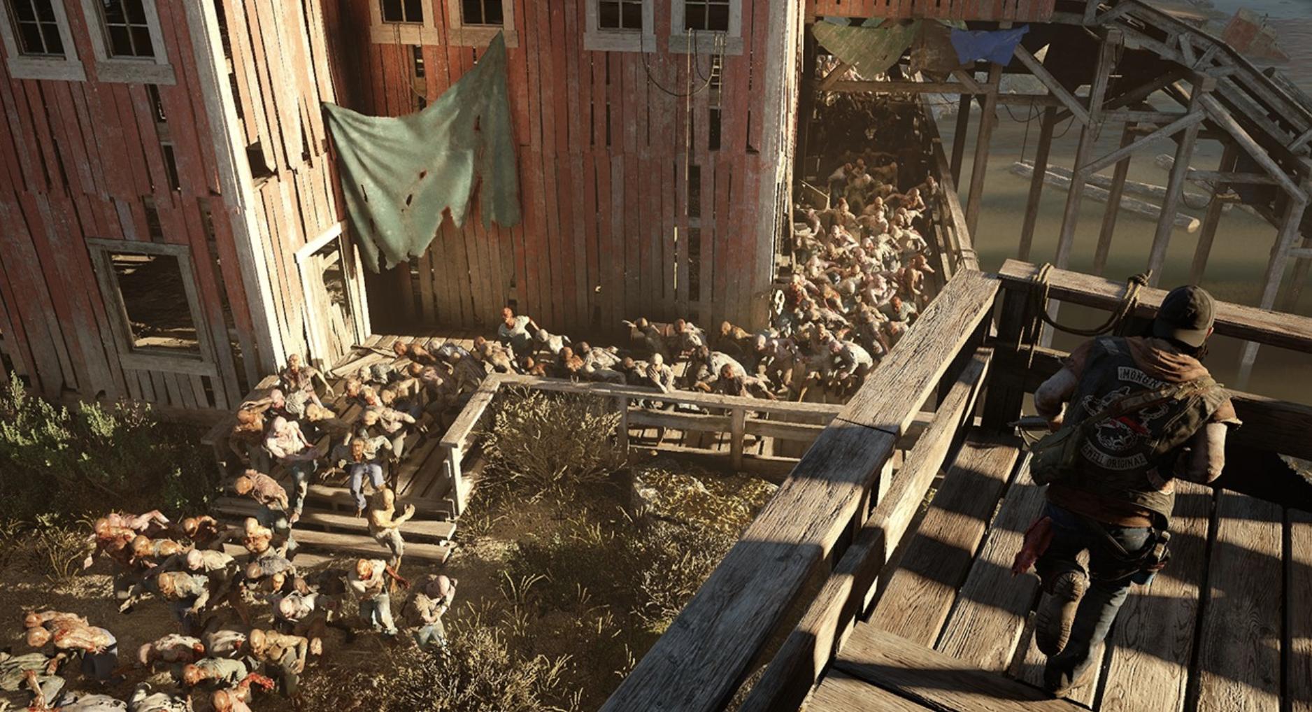 オープンワールドのサバイバルアクションゲーム、Days Goneの予約開始【PS4】