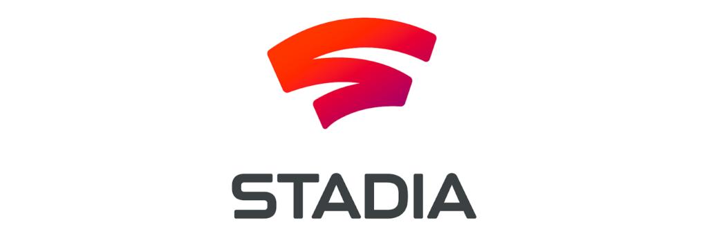 クラウドゲーミングサービス「stadia」のロゴ