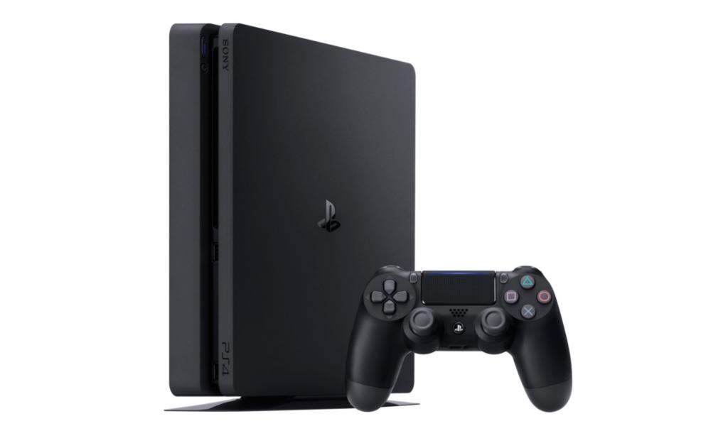 PS4スタンダードモデル(500GB, 1TB)