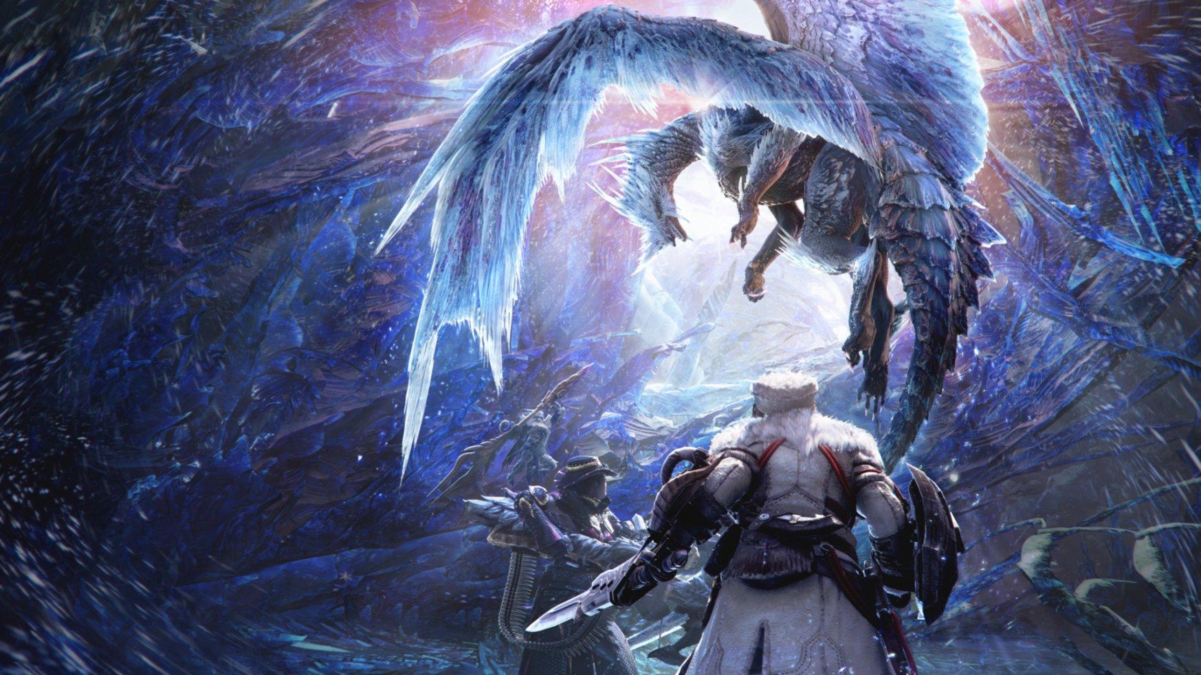PS4、PS4 Pro本体と「モンスターハンターワールド:アイスボーン マスターエディション」を同梱したスターターパックを数量限定で9月6日発売