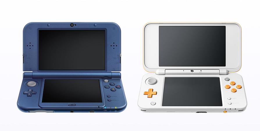 ニンテンドー3DSシリーズのイメージ