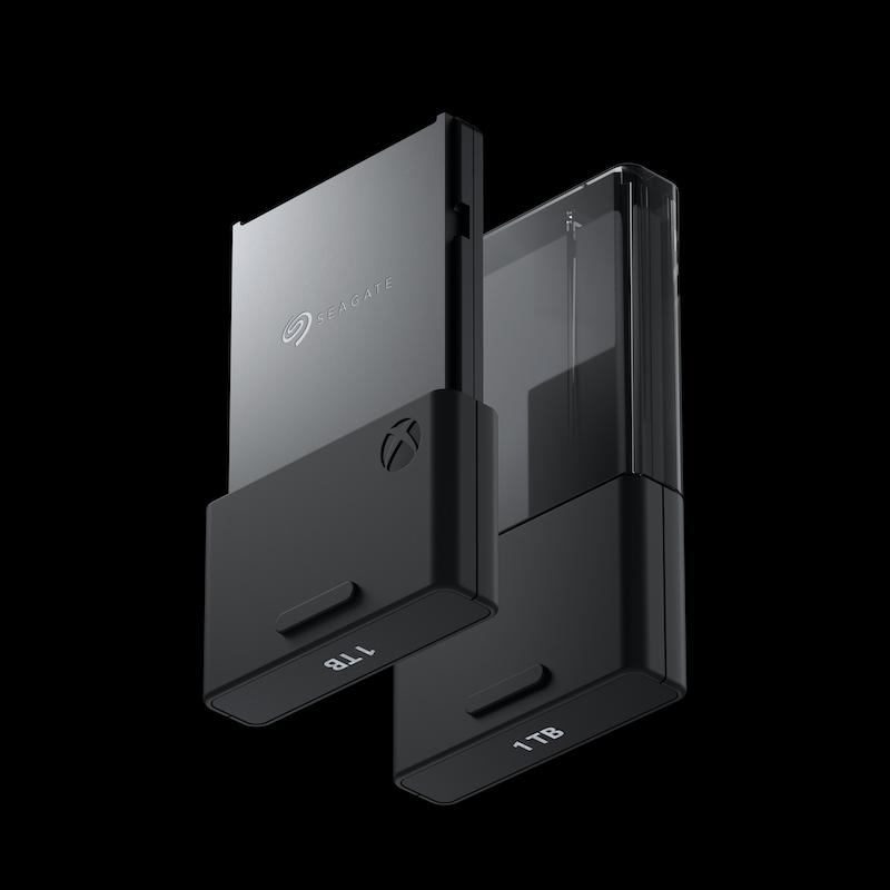 Xbox Series Xの専用SSD