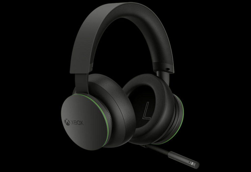 Xbox ワイヤレスヘッドセットの画像